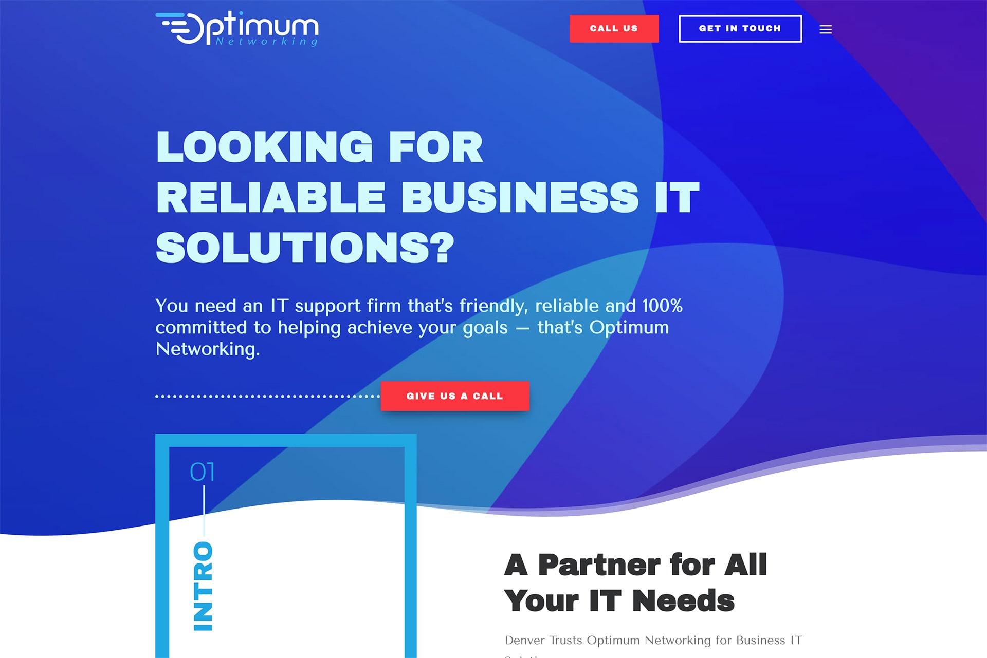 Optimum Networking